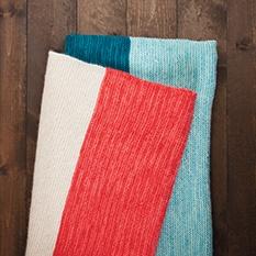 Beginner Knit Blanket