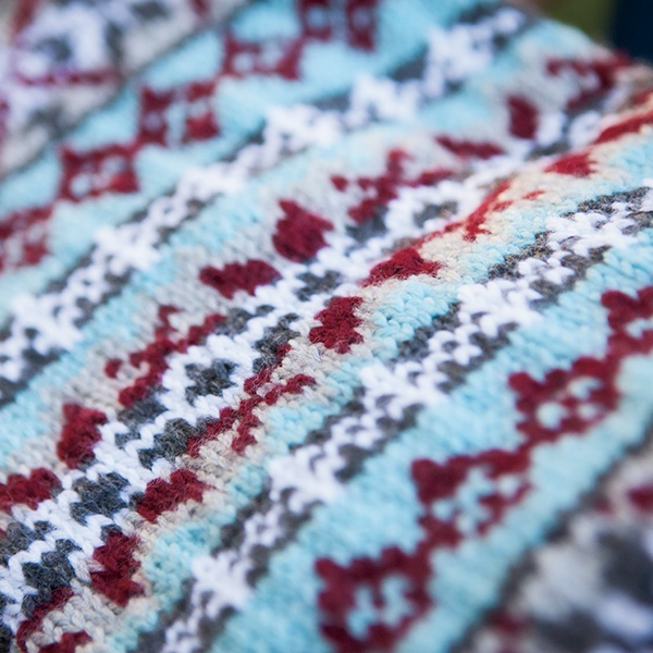 Fair Isle Stranded Knitting