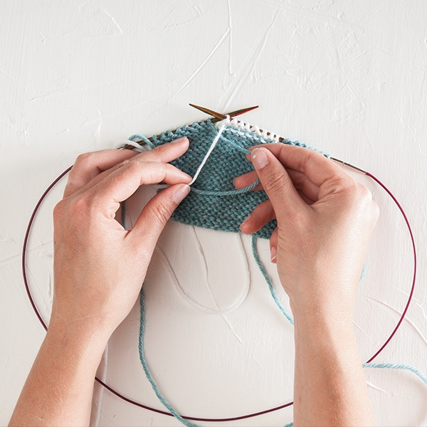 Intarsia Knitting