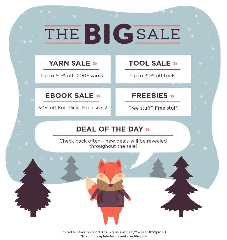 Big Sale Landing Page