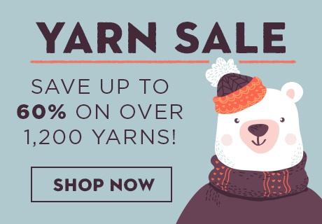Big Sale Yarn Sale