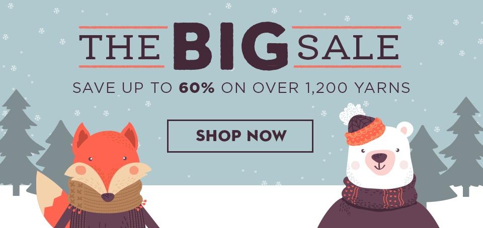 Big Sale Yarn