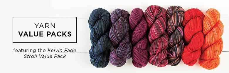 Yarn Value Packs Kelvin Fade
