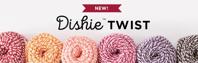 New Yarn Dishie Twist