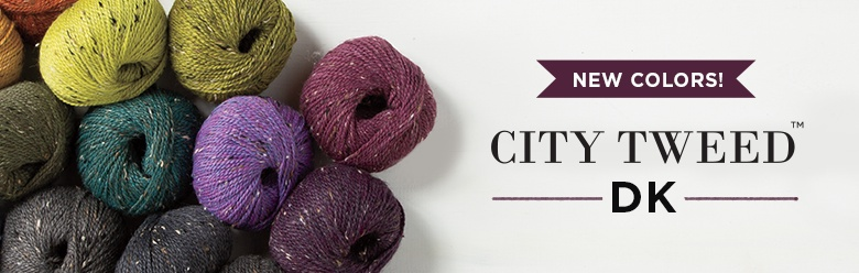 New Colors City Tweed