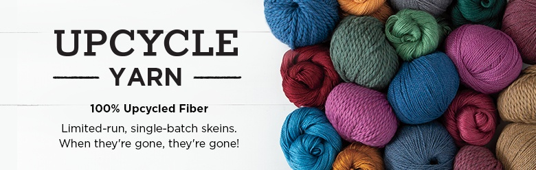 Upcycle Yarn