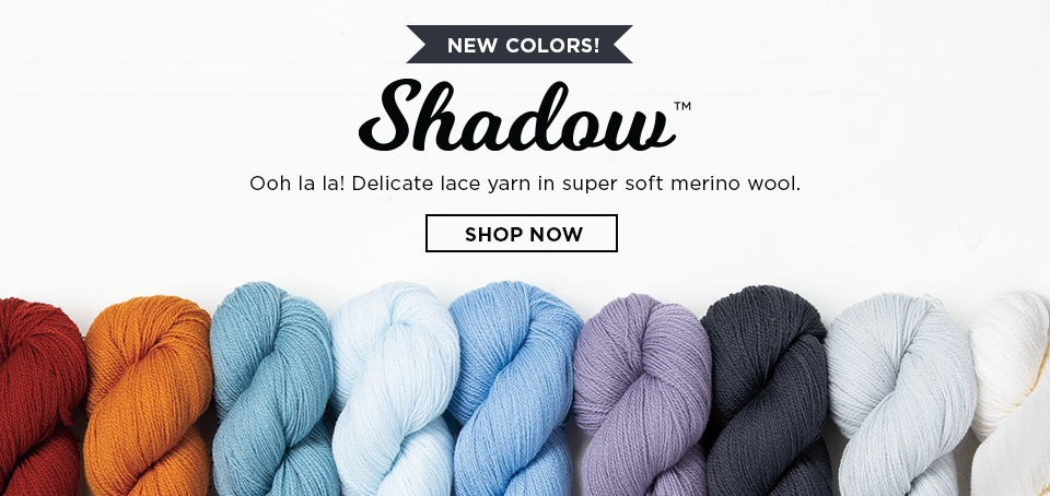 Shadow Lace Yarn