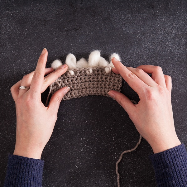 Learn to Crochet: Thrums