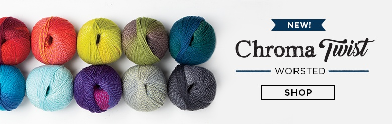 Chroma Twist Worsted