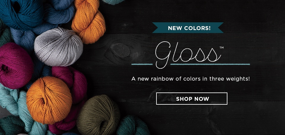 New Gloss Yarn