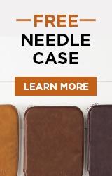 Free Needle Case