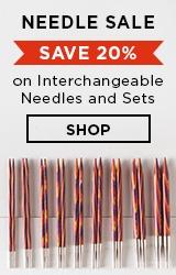 Needle Sale