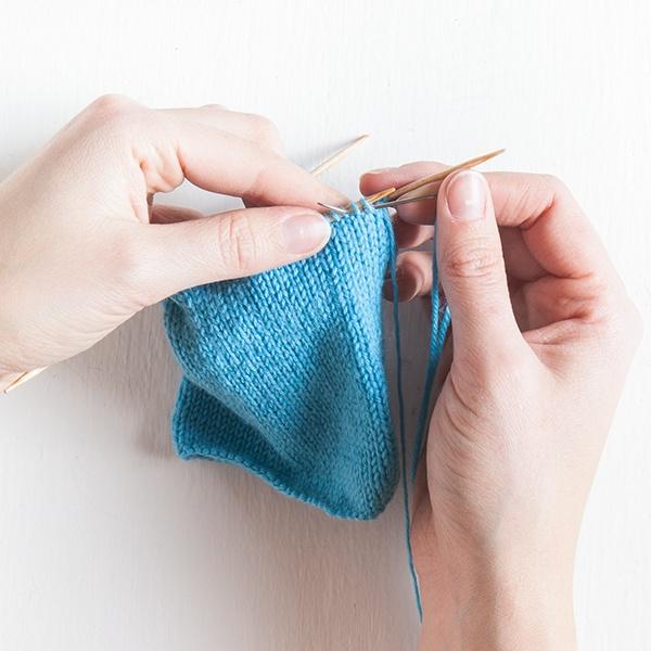 Sewn Bind Off