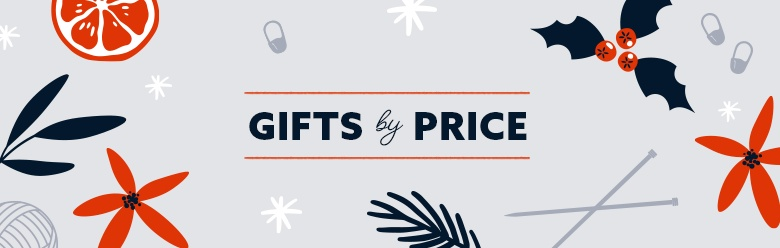Holiday Gifts by Price