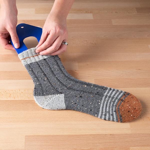 Blocking Socks