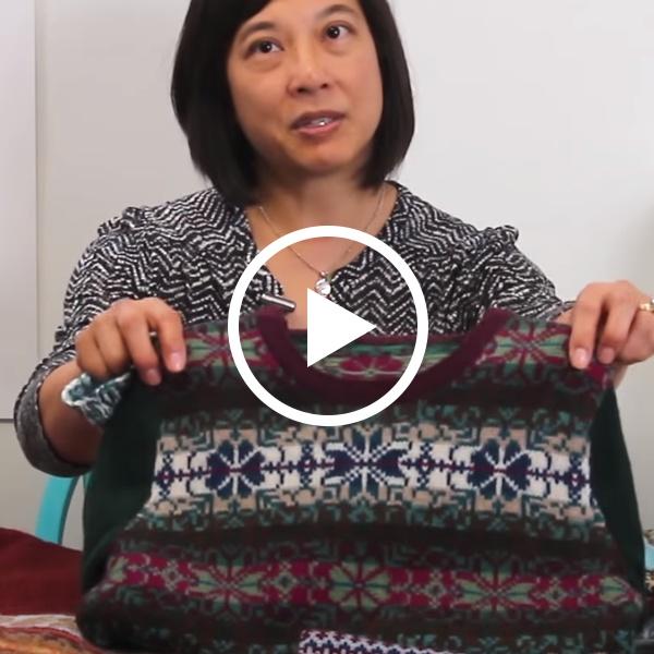 What is Fair Isle Knitting