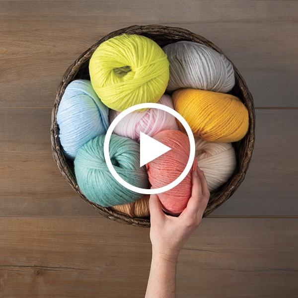 Learn to Crochet: The Half Double Crochet