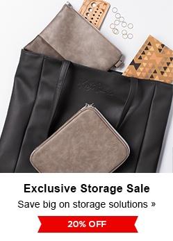Exclusive Storage Sale