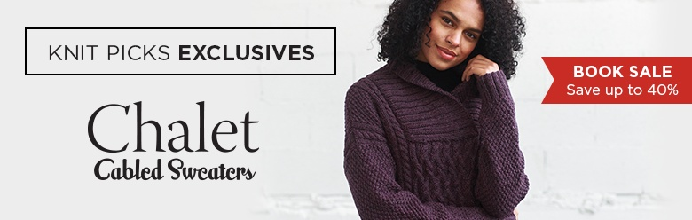 Chalet: Cabled Sweaters