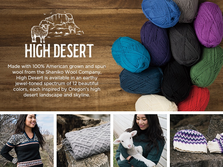 High Desert Yarn