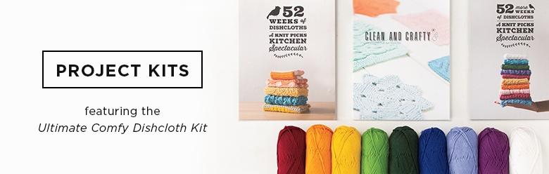 Ultimate Comfy Dishcloth Kit