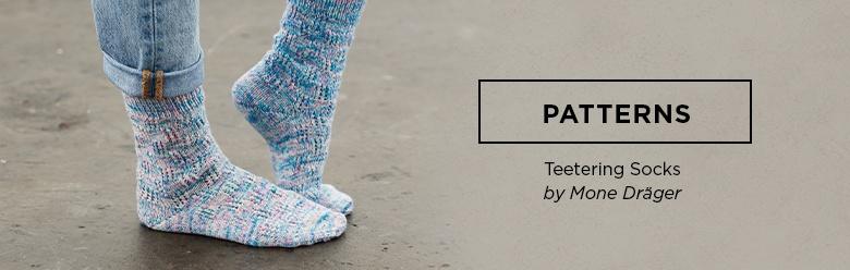 Teethering Socks