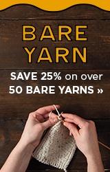 Bare Yarn Sale
