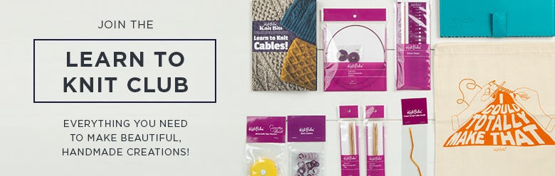 Learn to Knit Club