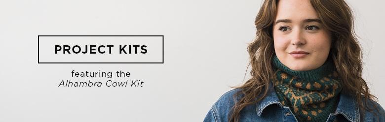 Project Kits - Alhambra Cowl Kit