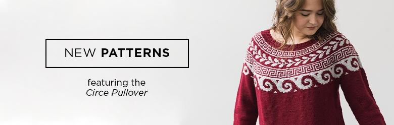 New Patterns - Circe Pullover