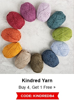 Kindred Yarn Promo