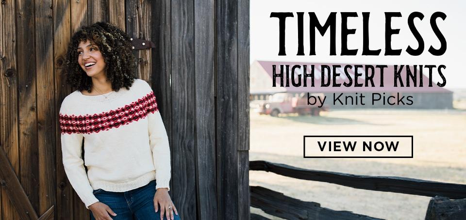 Timeless High Desert Knits
