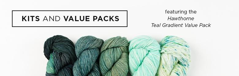 Hawthorne Teal Gradient Value Pack