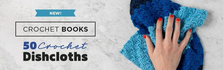 50 Crochet Dishcloths