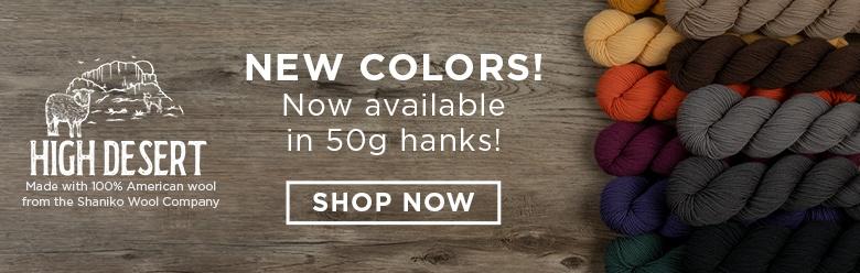 High Desert New Colors