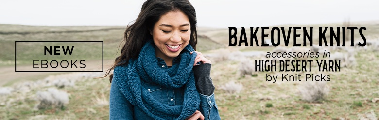 Bakeoven Knits accessories in High Desert Yarn
