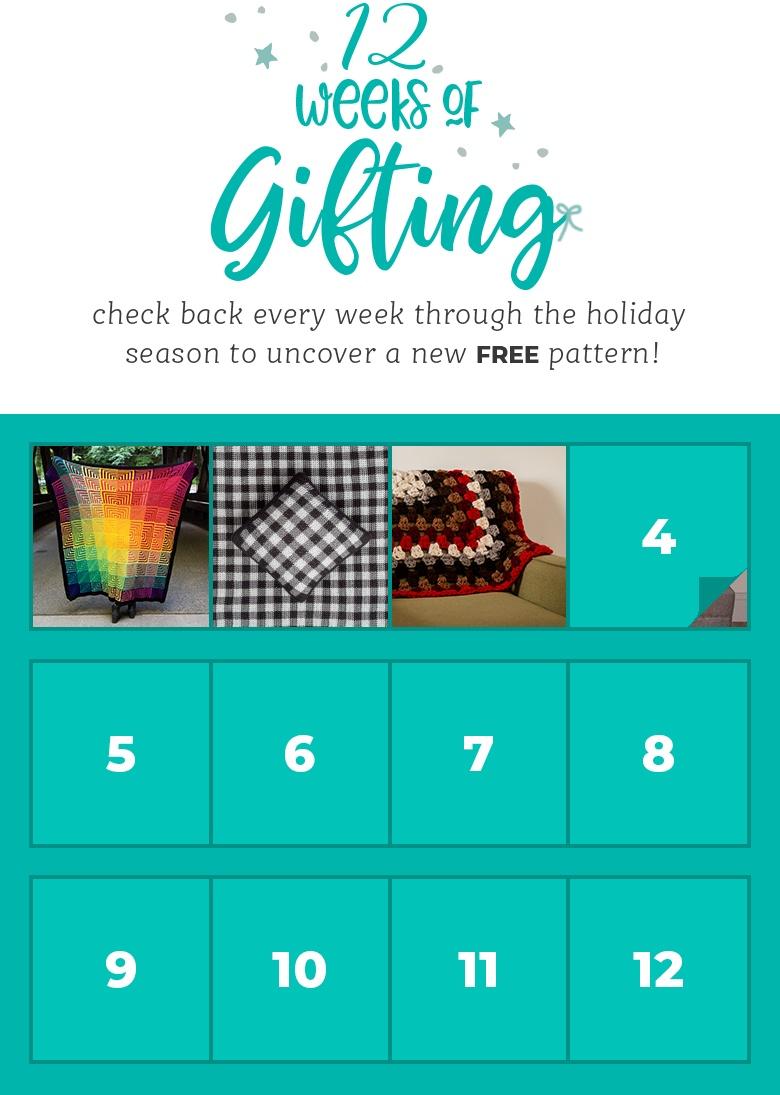 12 Weeks of Gifting - Week 3