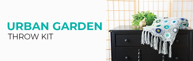 Urban Garden Pattern Kits