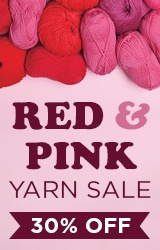 Red & Pink Yarn Sale