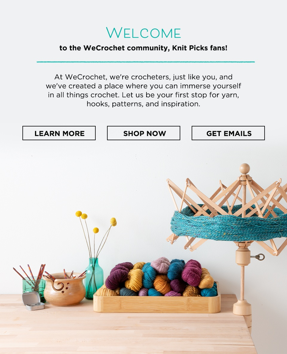 Welcome Knit Picks