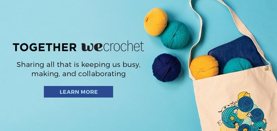 #togetherwecrochet
