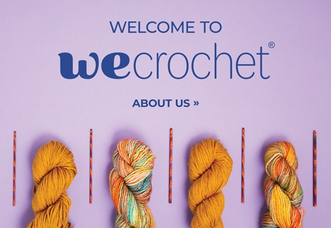 Welcome to WeCrochet