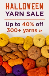 Halloween Yarn Sale