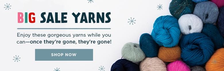 Crochet Yarn - New Additions & Favorites | Crochet.com
