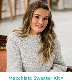 Macciato Sweater