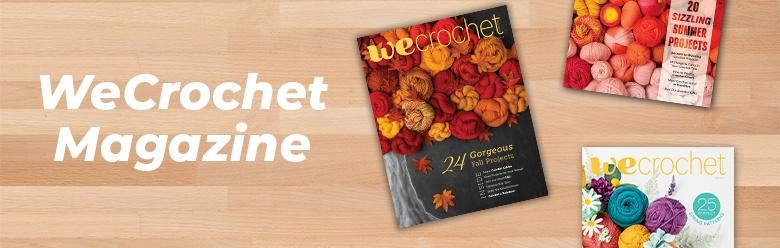Books WeCrochet Magazine