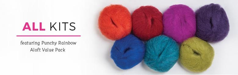 All Kits - Punchy Rainbow Aloft Value Pack
