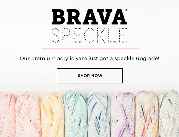 Brava Speckle Yarn