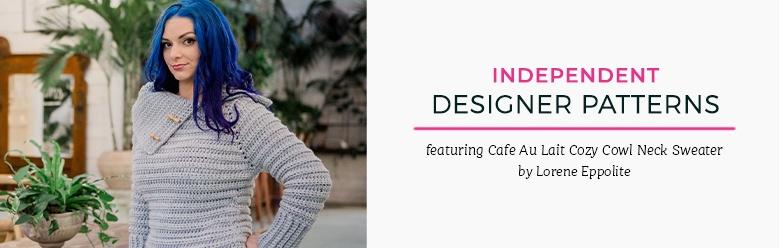 IDP - Cafe Au Lait Cozy Cowl Neck Sweater
