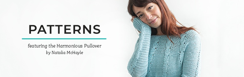Patterns - Harmonious Pullover